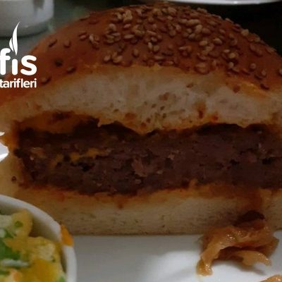 Steakhouse Hamburger Tarifi