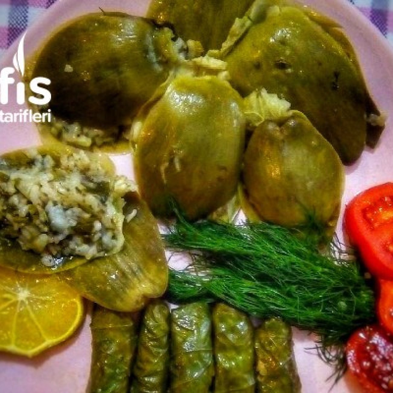 (Enginar) Midye Dolma
