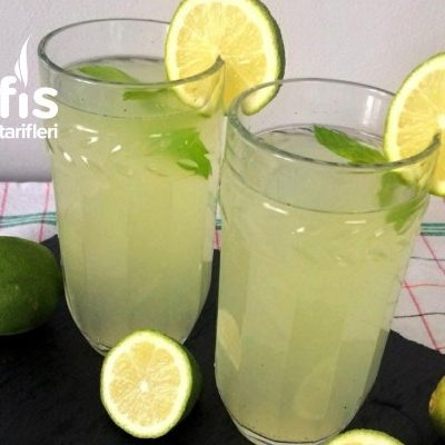 Cool Lime (Naneli Limonata) Tarifi