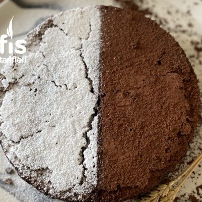 Flourless Chocolate Cake Tarifi